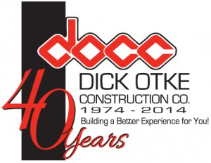 Dick-Otke_40-Year-Logo