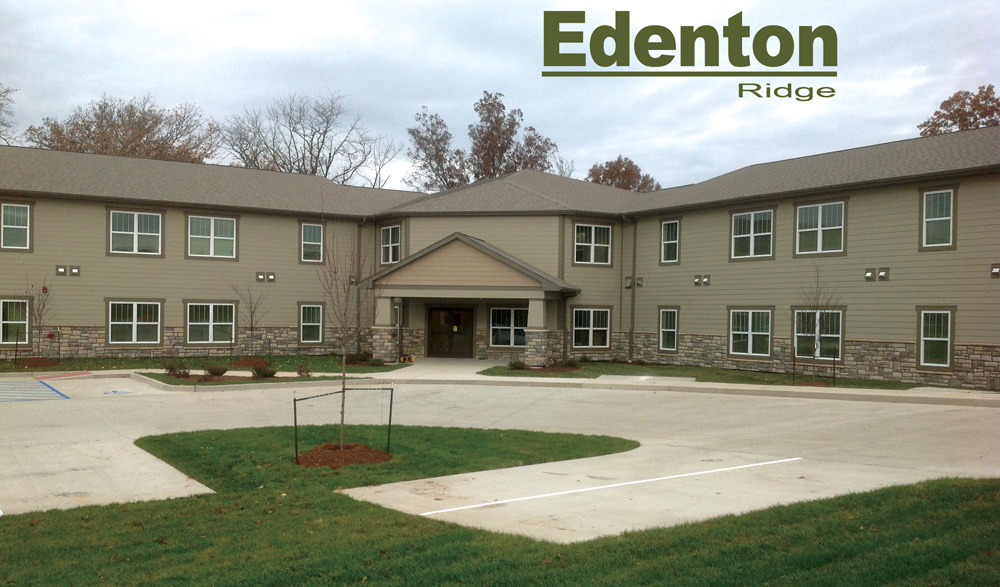 Edenton Ridge Apartments – Columbia, MO